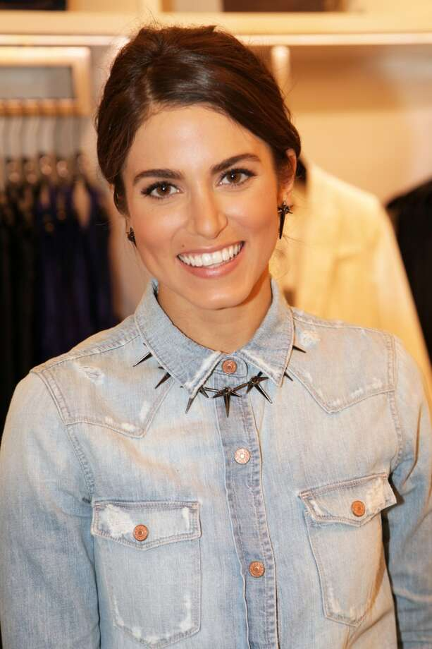 Nikki Reed attends the 7 For All Mankind x Nikki Reed Jewelry Collection Launch at NorthPark on May 14, 2013 in Dallas, Texas.