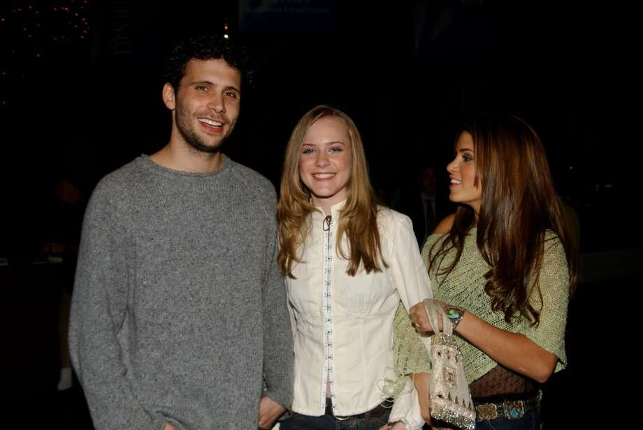 Jeremy Sisto, Evan Rachel Wood and Nikki Reed in 2003.