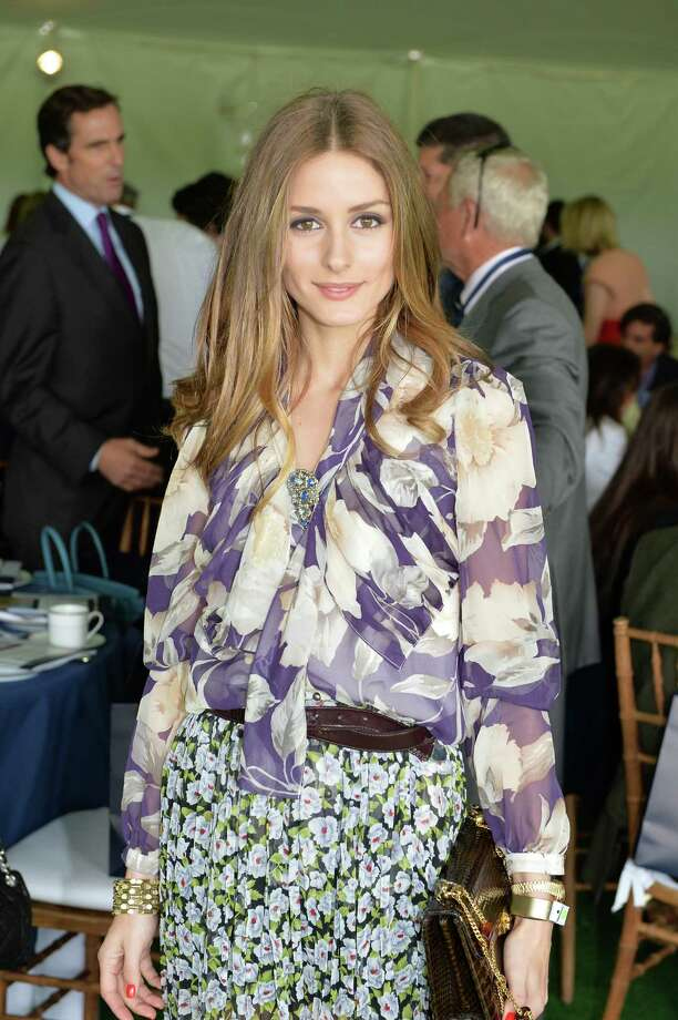 GREENWICH, CT - MAY 15: American socialite, model and actress Olivia Palermo poses at the Greenwich Polo Club during the sixth day of Prince Harry's US visit on May 15, 2013 in Greenwich, Connecticut. HRH will be undertaking engagements on behalf of charities with which the Prince is closely associated on behalf also of HM Government, with a central theme of supporting injured service personnel from the UK and US forces. (Photo by John Stillwell - Pool/Getty Images) Photo: Pool, Getty Images / 2013 Getty Images