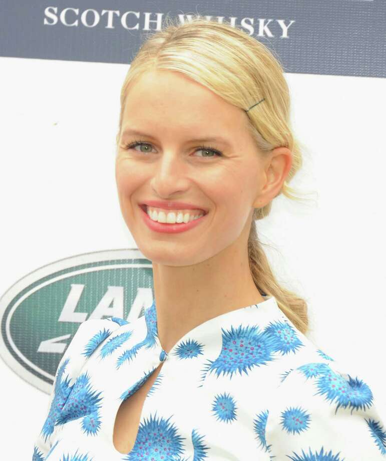 GREENWICH, CT - MAY 15:  Model Karolina Kurkova attends the Sentebale Royal Salute Polo Cup during the sixth day of HRH Prince Harry's visit to the United States at Greenwich Polo Club on May 15, 2013 in Greenwich, Connecticut. HRH will be undertaking engagements on behalf of charities with which the Prince is closely associated on behalf also of HM Government, with a central theme of supporting injured service personnel from the UK and US forces.  (Photo by Jamie McCarthy/Getty Images) Photo: Jamie McCarthy, Getty Images / 2013 Getty Images