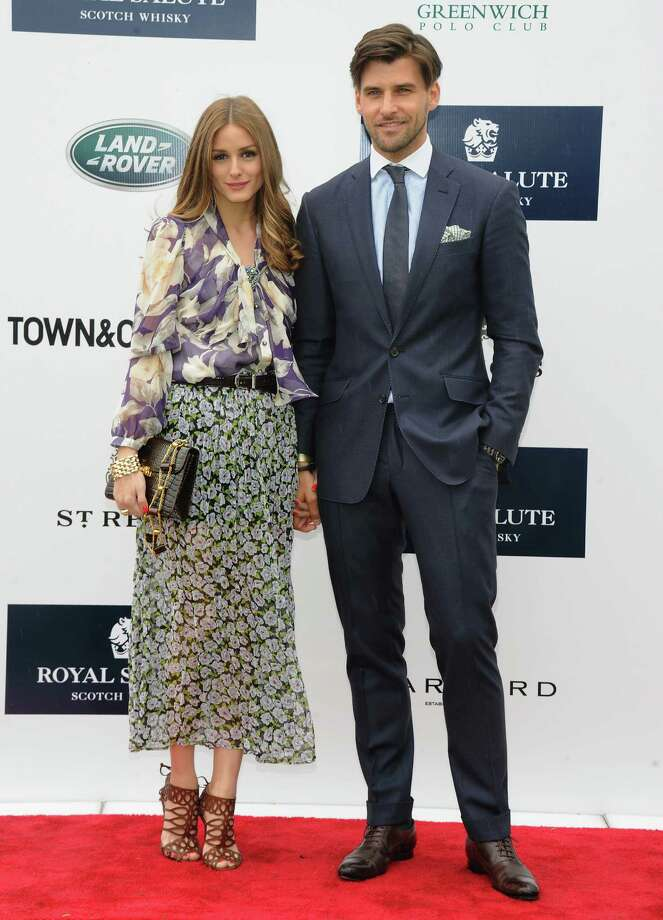 GREENWICH, CT - MAY 15:  Olivia Palermo and Johannes Huebl attend the Sentebale Royal Salute Polo Cup during the sixth day of HRH Prince Harry's visit to the United States at Greenwich Polo Club on May 15, 2013 in Greenwich, Connecticut. HRH will be undertaking engagements on behalf of charities with which the Prince is closely associated on behalf also of HM Government, with a central theme of supporting injured service personnel from the UK and US forces.  (Photo by Jamie McCarthy/Getty Images) Photo: Jamie McCarthy, Getty Images / 2013 Getty Images