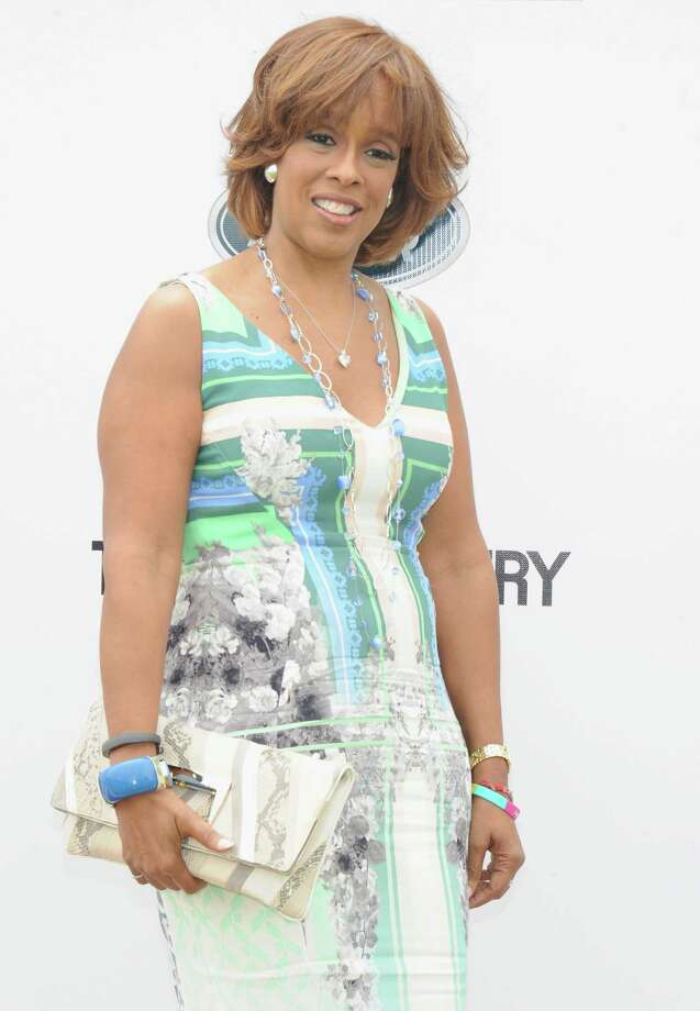 GREENWICH, CT - MAY 15:  Gayle King attends the Sentebale Royal Salute Polo Cup during the sixth day of HRH Prince Harry's visit to the United States at Greenwich Polo Club on May 15, 2013 in Greenwich, Connecticut. HRH will be undertaking engagements on behalf of charities with which the Prince is closely associated on behalf also of HM Government, with a central theme of supporting injured service personnel from the UK and US forces.  (Photo by Jamie McCarthy/Getty Images) Photo: Jamie McCarthy, Getty Images / 2013 Getty Images