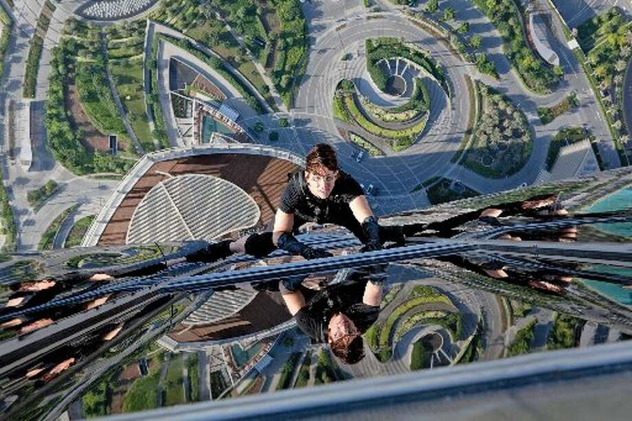 """Mission: Impossible - Ghost Protocol"", which was one of the best MI films, was produced by J.J. Abrams."