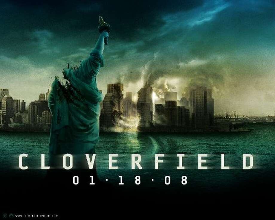 "J.J. Abrams produced ""Cloverfield"", the innovative first-person sci-fi thriller."