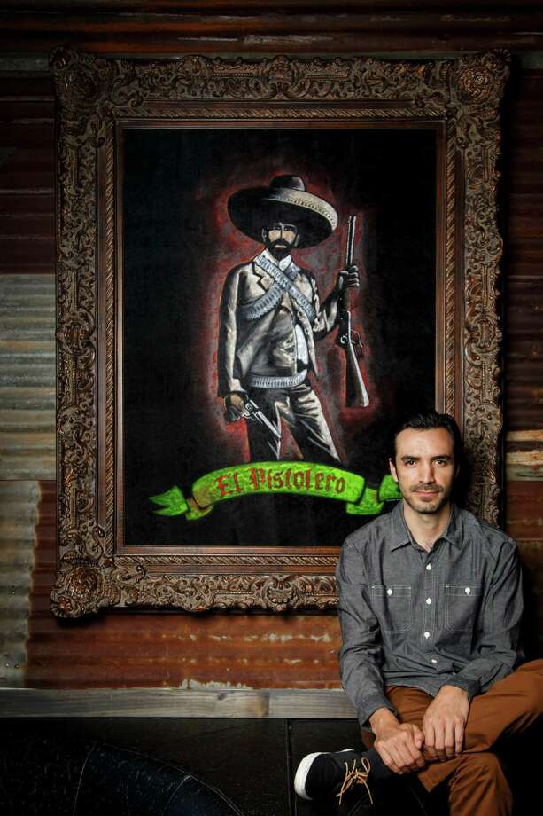 Shawn Bermudez also owns Royal Oak, Boondocks and several other businesses along the Westheimer curve. Photo: Michael Paulsen, Staff / © 2013 Houston Chronicle