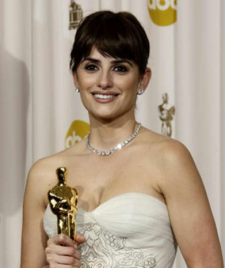 Actress Penelope Cruz shares Spanish heritage and beautiful features with...