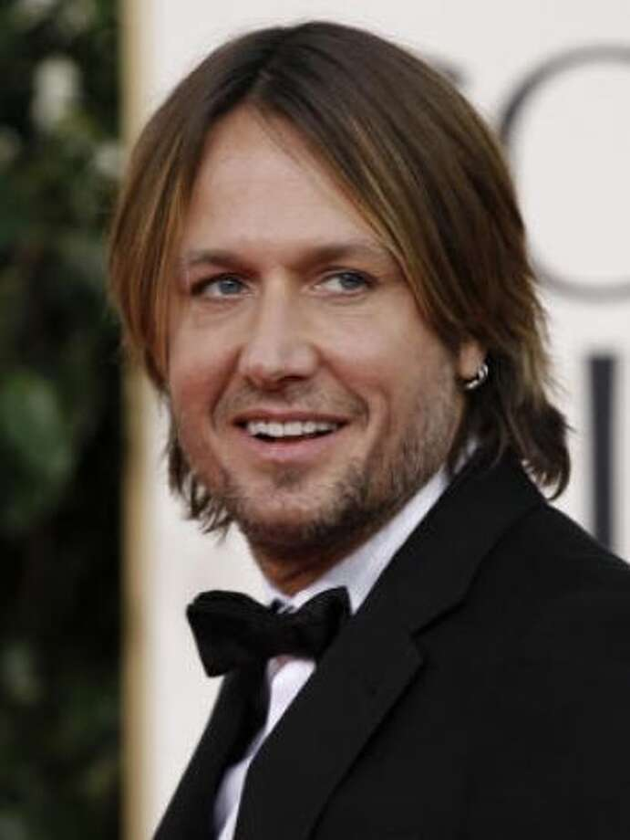 it looks like Keith Urban did. And now they look alike.