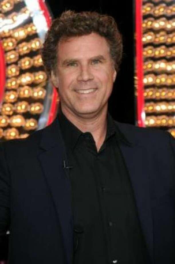 2011: Will Ferrell