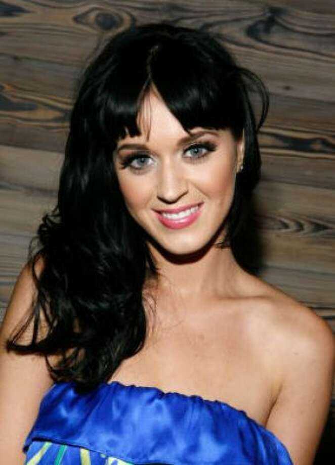 singer Katy Perry.