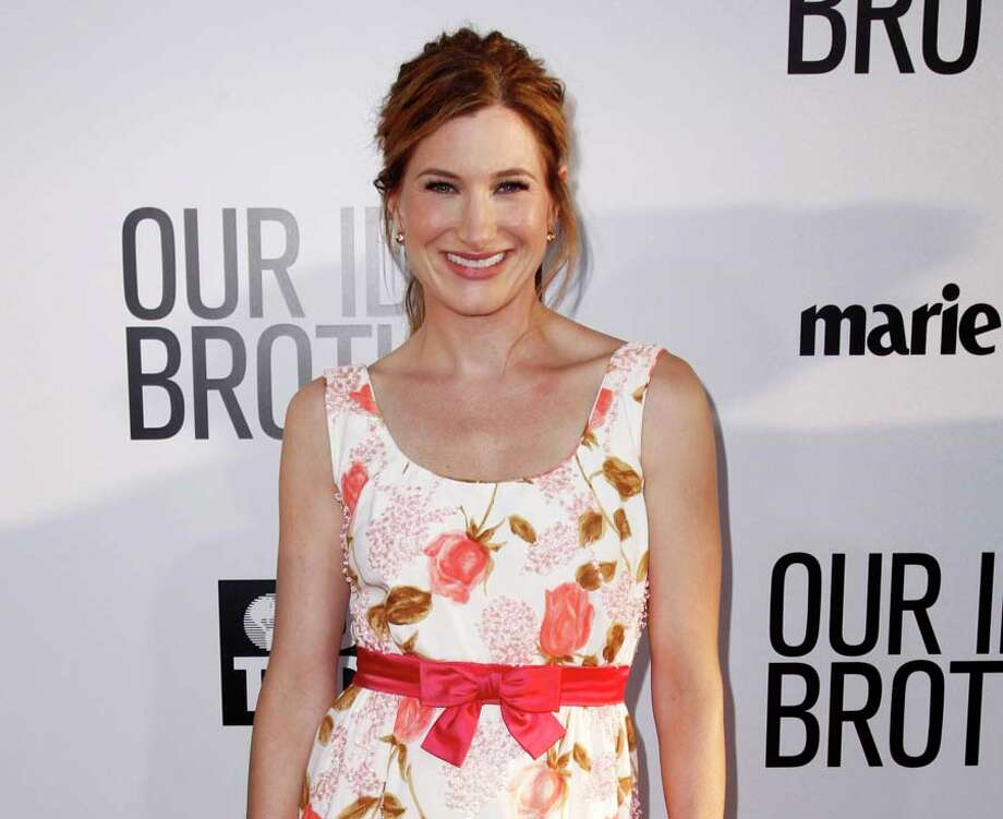 There's something about actress  Kathryn Hahn  that reminds us of...
