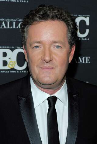 Media personality Piers Morgan ended his three-year stint on CNN's 'Piers Morgan Live' in March.   Photo: Jemal Countess, Getty / 2011 Getty Images