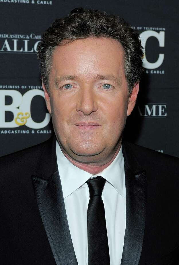 Media personality Piers Morgan. Photo: Jemal Countess, Getty / 2011 Getty Images