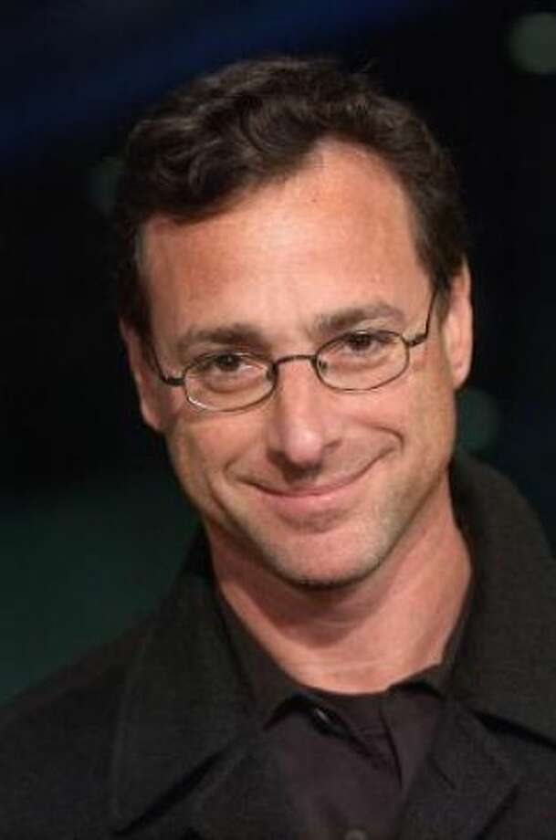 Bob Saget may remind you of...
