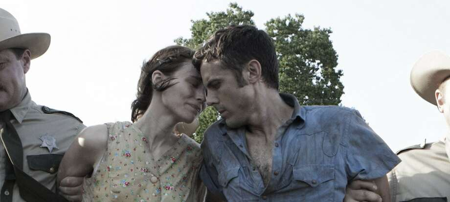 Ain't Them Bodies Saints: In this gorgeously poetic romance-cum-western crime saga, young married outlaws Bob (Casey Affleck) and Ruth (Rooney Mara) are torn apart after a shootout lands Bob in prison. Four years later, Bob escapes and heads home to reunite with the family he left behind.  (d: David Lowery c: Rooney Mara, Casey Affleck, Ben Foster, Nate Parker, Keith Carradine, USA 2013, 105 min) Photo: Courtesy Photo.