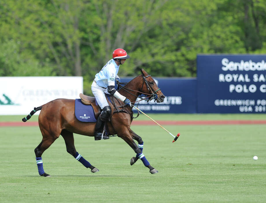 The Sentebale Royal Salute Polo Cup match at the Greenwich Polo Club, Wednesday, May 15, 2013. The polo match was played to raise funds for Sentebale, a charity Prince Harry co-founded in 2006 in memory of his late mother, Princess Diana. Photo: Bob Luckey / Greenwich Time