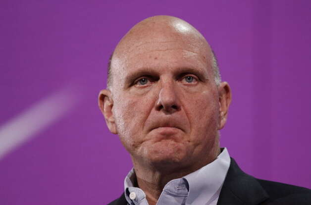 May 14, 2013: NBC's ProBasketballTalk reports that the Microsoft CEO Steve Ballmer has taken the reins of the Seattle's ownership group and is beginning to cause friction between Seattle and the NBA. The report paints Ballmer as a hotheaded investor ''on a rampage'' to beat Sacramento and buy the Kings.  Photo: Kimhiro Hoshino, AFP / Getty Images / 2012 AFP