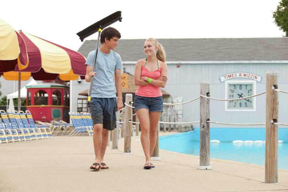 The Way, Way Back: Nat Faxon and Jim Rash (Oscar® winners for penning 2011's THE DESCENDANTS) direct this uproarious comedy about the funny and sometimes painful summer vacation of an awkward 14-year-old and his dysfunctional family. When he lands a job at the local waterpark he begins to come into his own.  (d: Nat  Faxon, Jim Rash c: Steve Carell, Toni Collette, Allison Janney, Sam Rockwell, Maya Rudolph, USA 2013, 103 min) Photo: Claire Folger, Courtesy Photo / ©WWBSP LLC. All Rights Reserved.