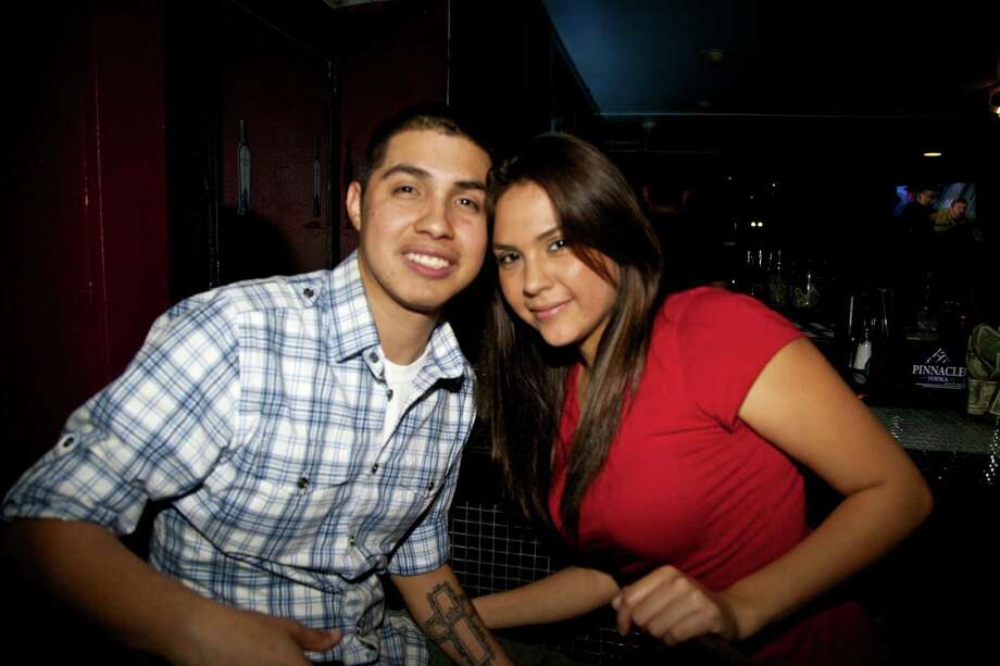 Jose Rodriguez and Amanda Martinez