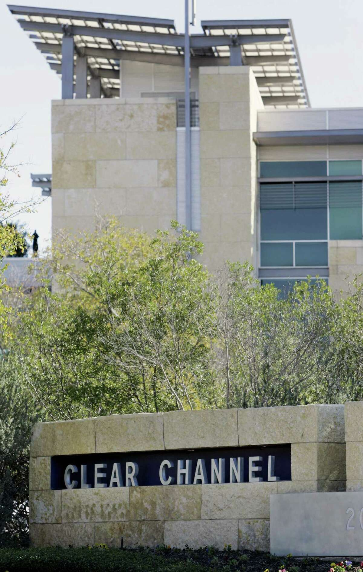 Clear Channel Communications may be looking to refinance its debt before record low interest rates reverse.