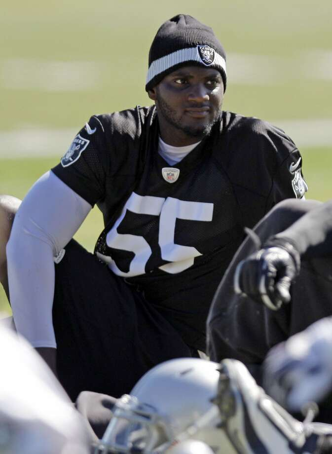 Rolando McClain Photo: Marcio Jose Sanchez, Associated Press