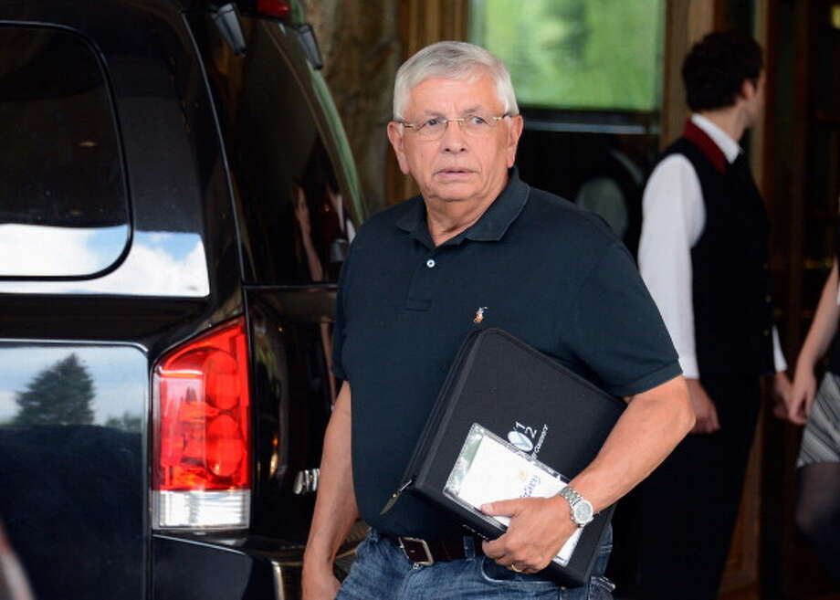 You hate pro-sports but have to hear the constant drama over how much the NBA commissioner David Stern hates us. Photo: Kevork Djansezian, Getty Images / 2012 Getty Images