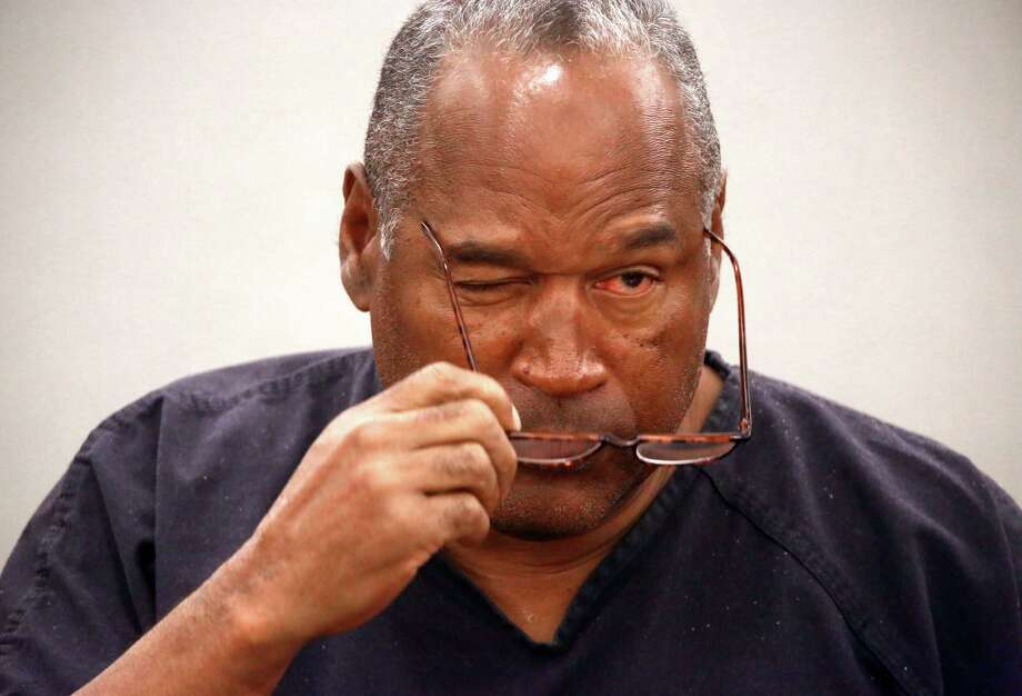 O.J. Simpson testifies Wednesday that his attorney assured him he would not be convicted of robbery. Photo: Jeff Scheid, POOL / POOL, Las Vegas Review-Journal