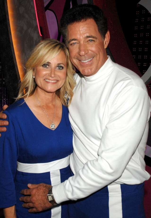 "Marsha and Greg (aka Maureen McCormick and Barry Williams in real life) dated briefly while filming ""The Brady Bunch."" Photo: Jeff Kravitz, FilmMagic, Inc"