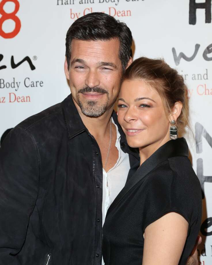 "Eddie Cibrian and LeAnn Rimes were both married when they met and began an affair while filming Lifetime's ""Northern Lights."" They divorced their respective spouses (Brandi Glanville for him, Dean Sheremet for her) and married in 2011. Photo: Paul Archuleta, FilmMagic"