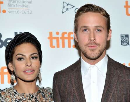 Uber-private couple Eva Mendes and Ryan Gosling reportedly welcomed their first child, a daughter, on Sept. 12.   Photo: Sonia Recchia, Getty Images