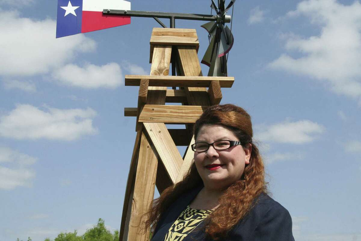 Neither Christina Mercado nor her opponent could vote for the seat they sought.