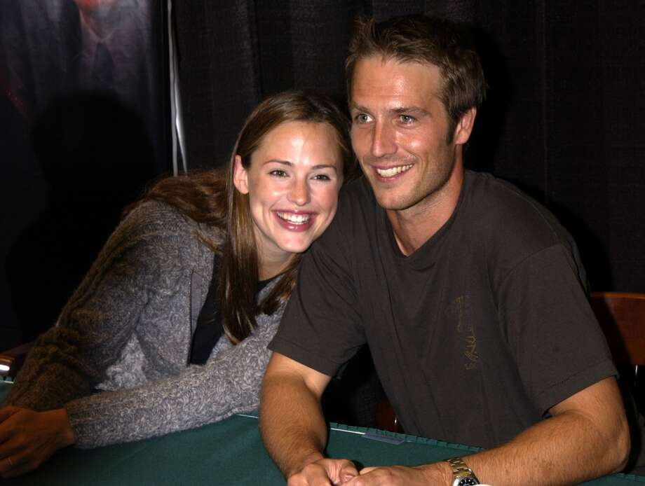 "Jennifer Garner and Michael Vartan dated while co-starring on the ABC show ""Alias."" They were together for less than a year. Photo: Albert L. Ortega, WireImage"