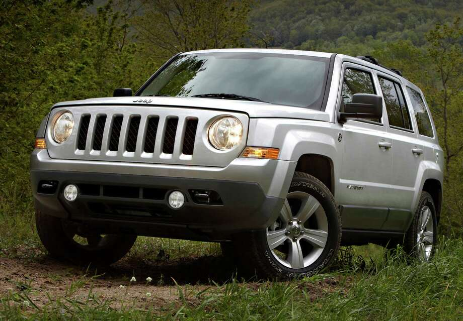 This undated image made available by Chrysler shows the 2013 Jeep Patriot. Photo: Chrysler, AJ Mueller