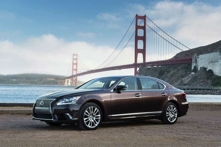"Lexus LS 600hWhat Edmunds said: ""The LS 600h L costs $25,000 more than a similarly equipped LS 460 L, yet it's slower and only 1 mpg more efficient.""Source: Edmunds Photo: File"