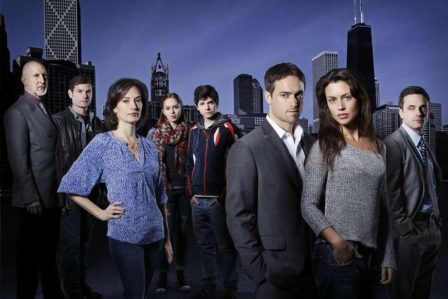 """BETRAYAL - """"Betrayal"""" stars Hannah Ware (""""Shame,"""" """"Boss"""") as Sara, Stuart Townsend (""""The League of Extraordinary Gentlemen"""") as Jack, James Cromwell (""""Babe,"""" """"American Horror Story"""") as Thacher Karsten, Henry Thomas (""""E.T.,"""" """"Gangs of New York"""") as T.J. Karsten, Chris Johnson (""""The Vampire Diaries"""") as Drew, Wendy Moniz (""""Guiding Light,"""" """"The Guardian"""") as Elaine, Elizabeth McLaughlin (""""The Clique"""") as Val and Braeden Lamasters (""""Men of a Certain Age"""") as Vic. """"Betrayal"""" was written by David Zabel (""""ER"""") and directed by Patty Jenkins (""""The Killing,"""" """"Monster"""") and is executive-produced by David Zabel, Rob Golenberg (""""Red Widow"""") and Alon Aranya. """"Betrayal"""" is produced by ABC Studios.  (ABC/Craig Sjodin) JAMES CROMWELL, HENRY THOMAS, WENDY MONIZ, ELIZABETH MCLAUGHLIN, BRAEDEN LEMASTERS, STUART TOWNSEND, HANNAH WARE, CHRIS JOHNSON Photo: Craig Sjodin, ABC / © 2013 American Broadcasting Companies, Inc. All rights reserved."""