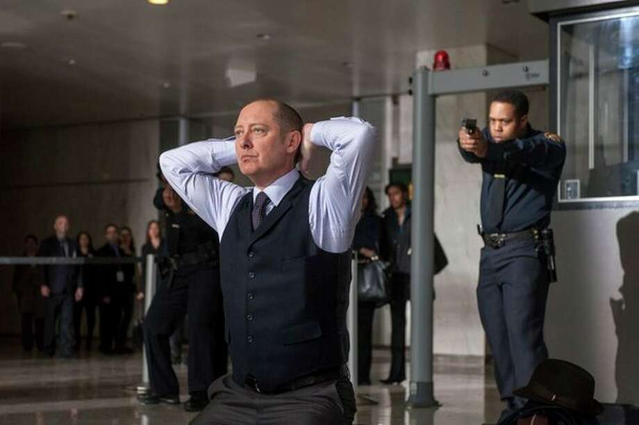 "THE BLACKLIST -- ""Pilot"" -- Pictured: James Spader as ""Red"" Raymond Reddington -- Photo: NBC, David Giesbrecht/NBC / 2013 NBCUniversal Media, LLC."