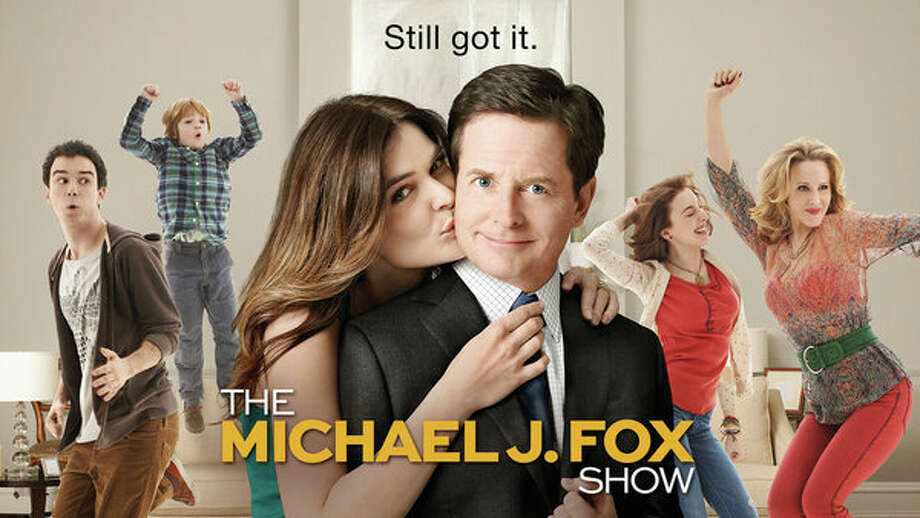"THE MICHALE J. FOX SHOW -- Pictured: ""The Michael J. Fox Show"" Key Art -- Photo: NBC / 2013 NBCUniversal Media, LLC."