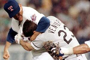 It's been 22 years since the best baseball fight ever - Photo