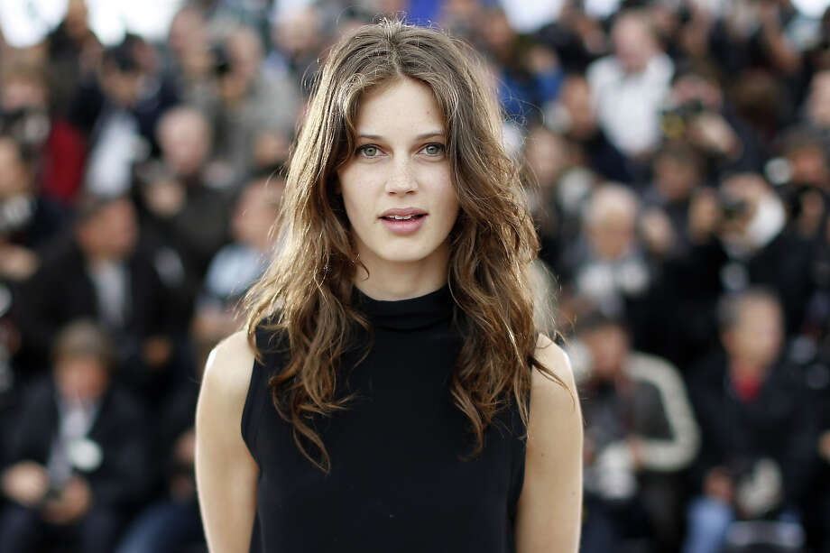 "French actress Marine Vacth poses on May 16, 2013 during a photocall for the film ""Young and Beautiful"" at the 66th edition of the Cannes Film Festival in Cannes. Cannes, one of the world's top film festivals, opened on May 15 and will climax on May 26 with awards selected by a jury headed this year by Hollywood legend Steven Spielberg. Photo: VALERY HACHE, AFP/Getty Images / 2013 AFP"