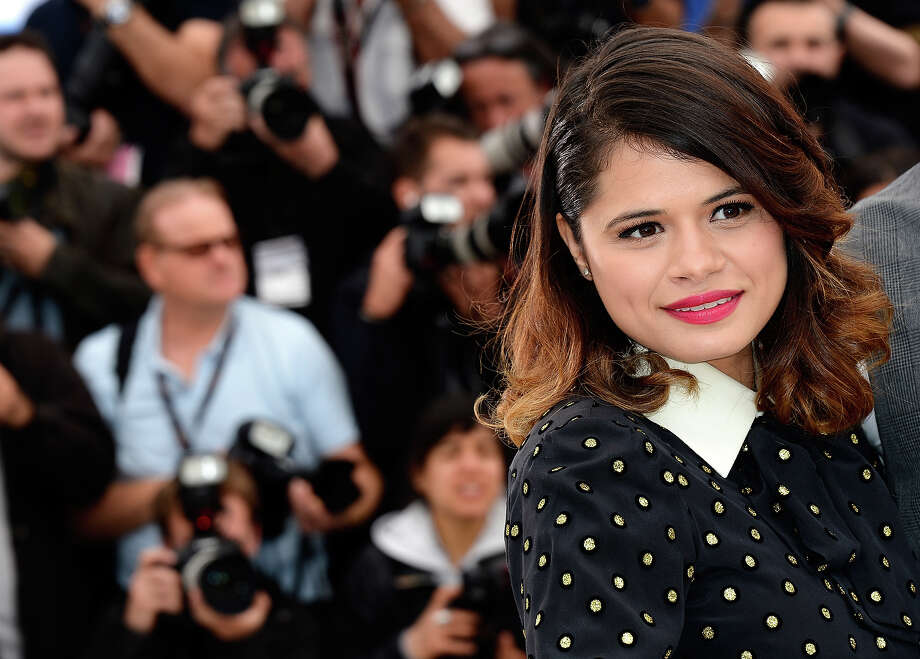 Actress Melonie Diaz attends the 'Fruitvale Station' Photocall during the 66th Annual Cannes Film Festival at the Palais des Festivals on May 16, 2013 in Cannes, France. Photo: Pascal Le Segretain, Getty Images / 2013 Getty Images