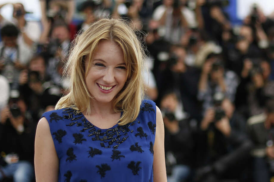 French actress and Jury member Ludivine Sagnier smiles on May 16, 2013 while posing during a photocall of the Un Certain Regard Jury at the 66th edition of the Cannes Film Festival in Cannes. Cannes, one of the world's top film festivals, opens on May 15 and will climax on May 26 with awards selected by a jury headed this year by Hollywood legend Steven Spielberg. Photo: LOIC VENANCE, AFP/Getty Images / 2013 AFP