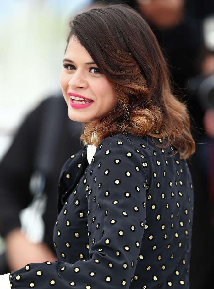 Actress Melonie Diaz attends the 'Fruitvale Station' Photocall during the 66th Annual Cannes Film Festival at the Palais des Festivals on May 16, 2013 in Cannes, France. Photo: Andreas Rentz, Getty Images / 2013 Getty Images