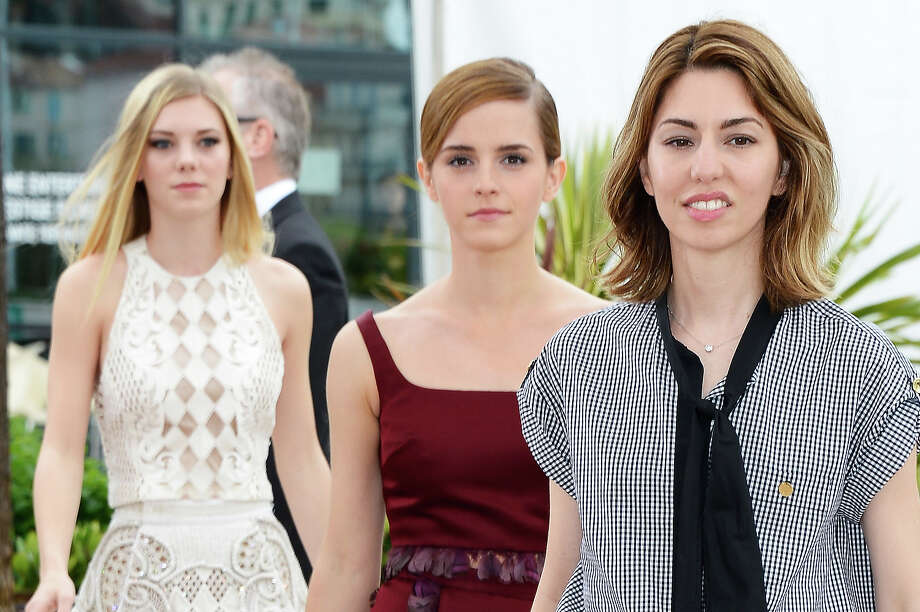 (L-R) Actresses Claire Julien, Emma Watson and director Sofia Coppola attend 'The Bling Ring' photocall during the 66th Annual Cannes Film Festival at Palais des Festival on May 16, 2013 in Cannes, France. Photo: Pascal Le Segretain, Getty Images / 2013 Getty Images