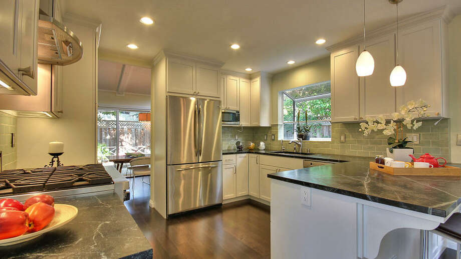 Newly remodeled, this Sunnyvale home is located just one block from Las Palmas Park.