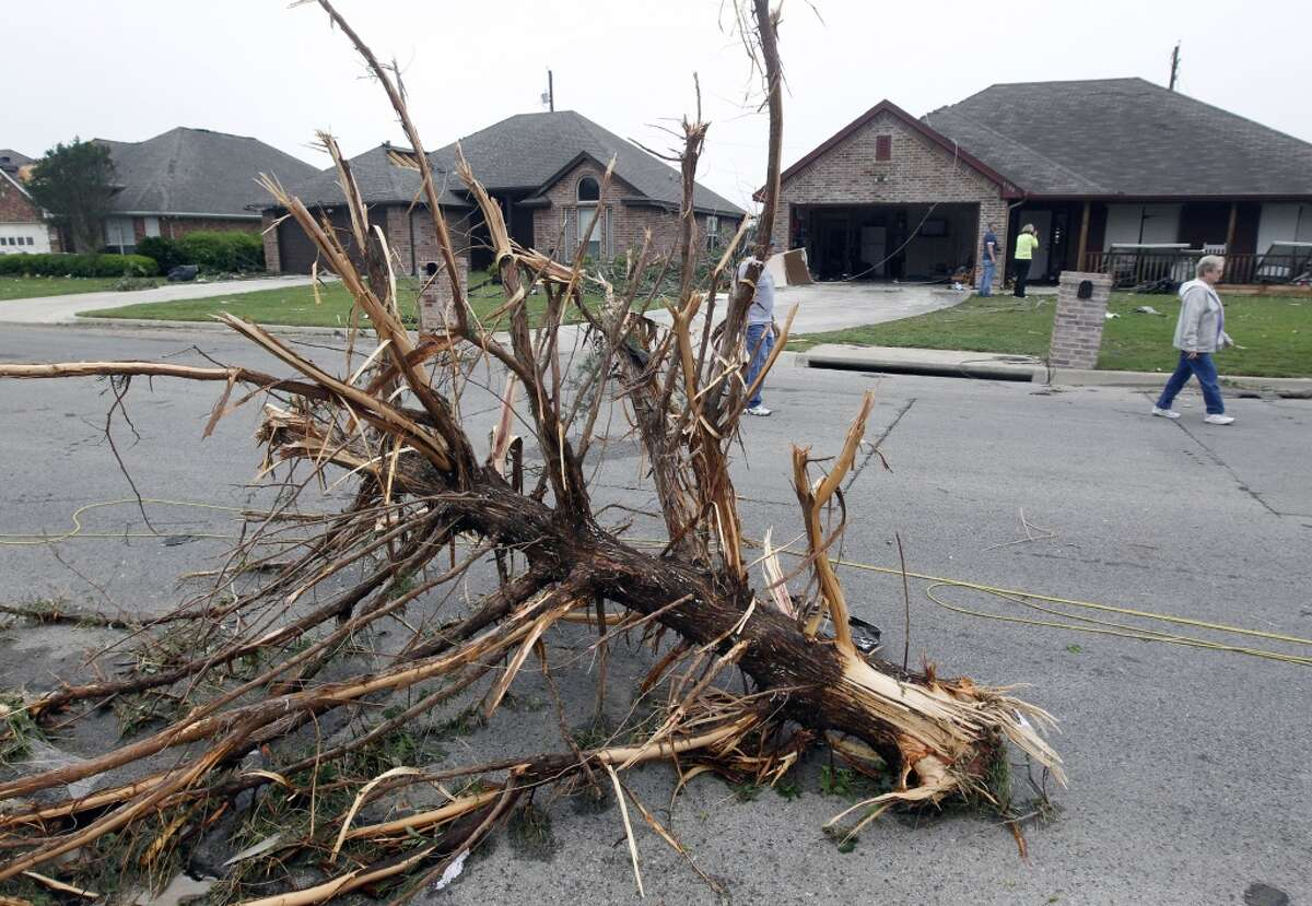 Tornado forecast predicts Texas will have high risk of ...