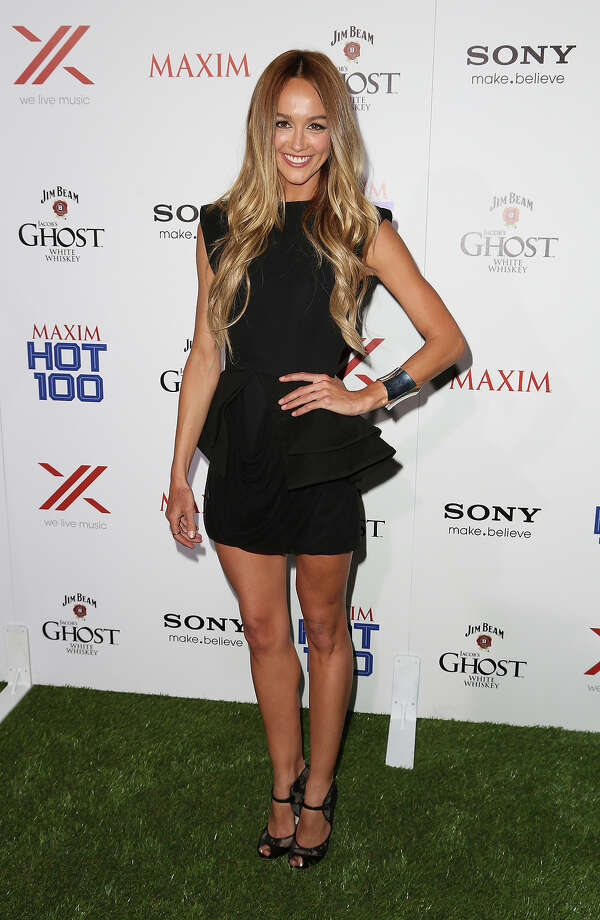 Actress Sharni Vinson arrives for Maxim's Hot 100 Celebration at Create Nightclub on May 15, 2013 in Hollywood, California. Photo: Chelsea Lauren, WireImage / 2013 WireImage
