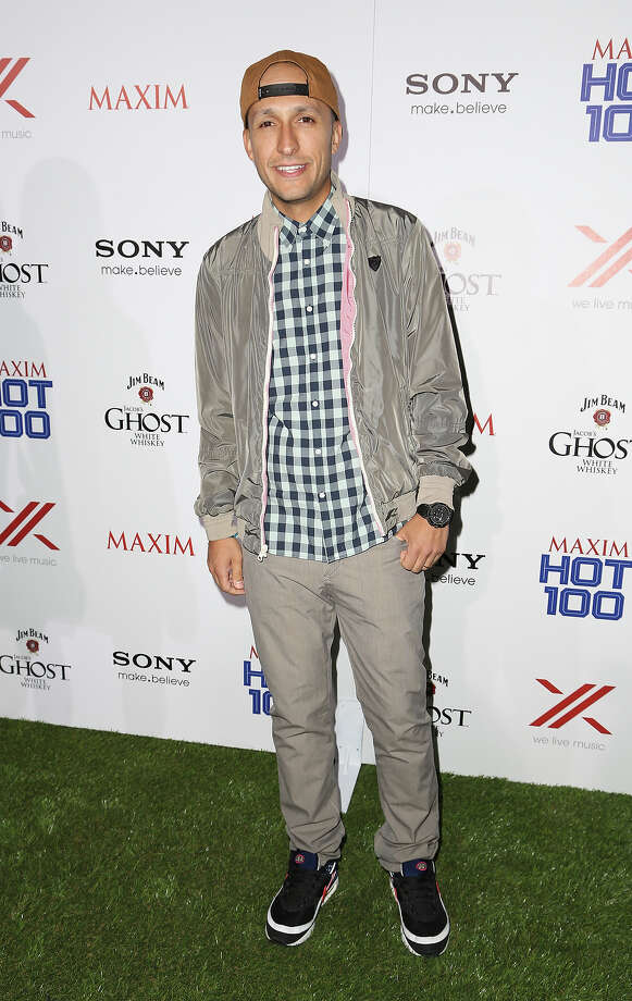 DJ Vice arrives for Maxim's Hot 100 Celebration at Create Nightclub on May 15, 2013 in Hollywood, California. Photo: Chelsea Lauren, WireImage / 2013 WireImage