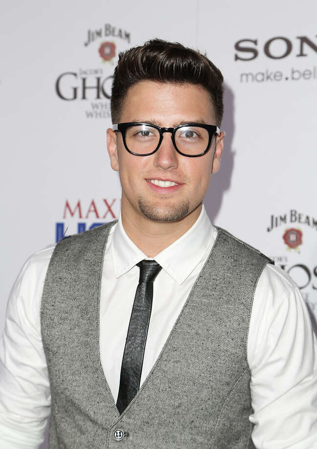 Logan Henderson of Big Time Rush arrives for Maxim's Hot 100 Celebration at Create Nightclub on May 15, 2013 in Hollywood, California. Photo: Chelsea Lauren, WireImage / 2013 WireImage