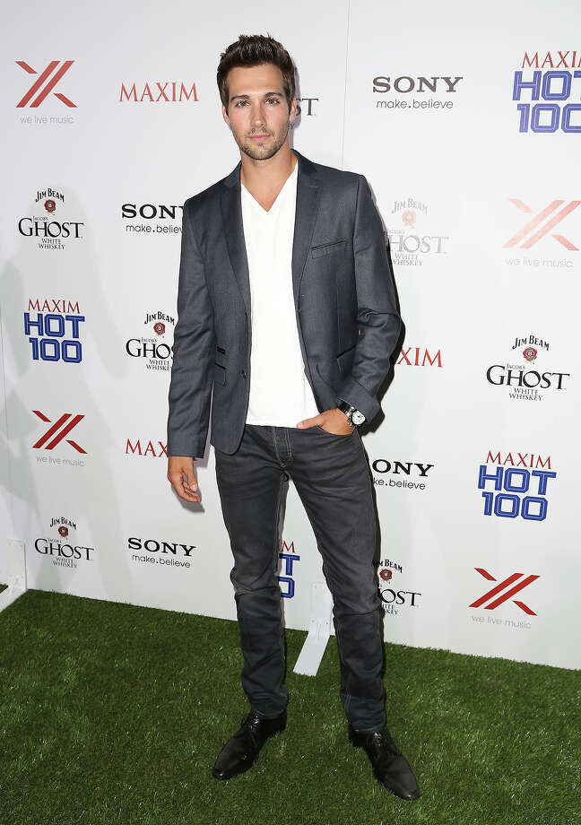 James Maslow of Big Time Rush arrives for Maxim's Hot 100 Celebration at Create Nightclub on May 15, 2013 in Hollywood, California. Photo: Chelsea Lauren, WireImage / 2013 WireImage