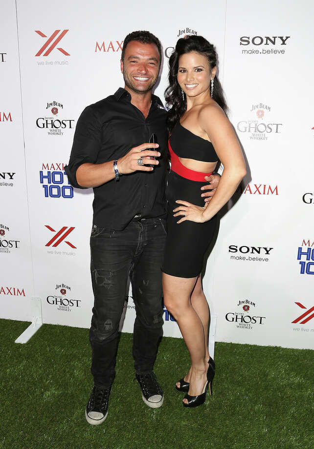 Actors Nick Tarabay and  Katrina Law arrive for Maxim's Hot 100 Celebration at Create Nightclub on May 15, 2013 in Hollywood, California. Photo: Chelsea Lauren, WireImage / 2013 WireImage