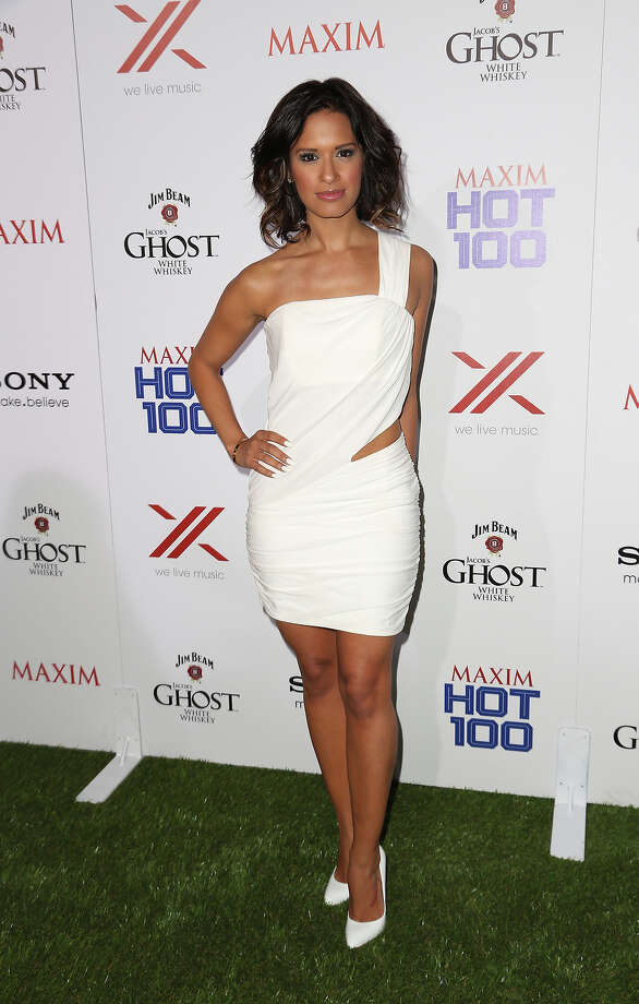 Rocsi Diaz arrives for Maxim's Hot 100 Celebration at Create Nightclub on May 15, 2013 in Hollywood, California. Photo: Chelsea Lauren, WireImage / 2013 WireImage